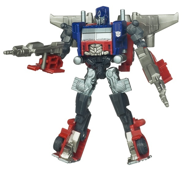 Transformers - Dark of the Moon (2011) - Optimus Prime w ...
