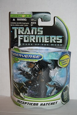 Transformers - Dark of the Moon - Hatchet