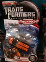 Transformers DOTM Metchtech Deluxe - Mudflap