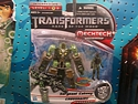 Transformers DOTM Human Alliance - Crosshairs with Sergeant Cahnay