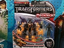 Transformers DOTM Human Alliance - Drag Strip with Master Disaster