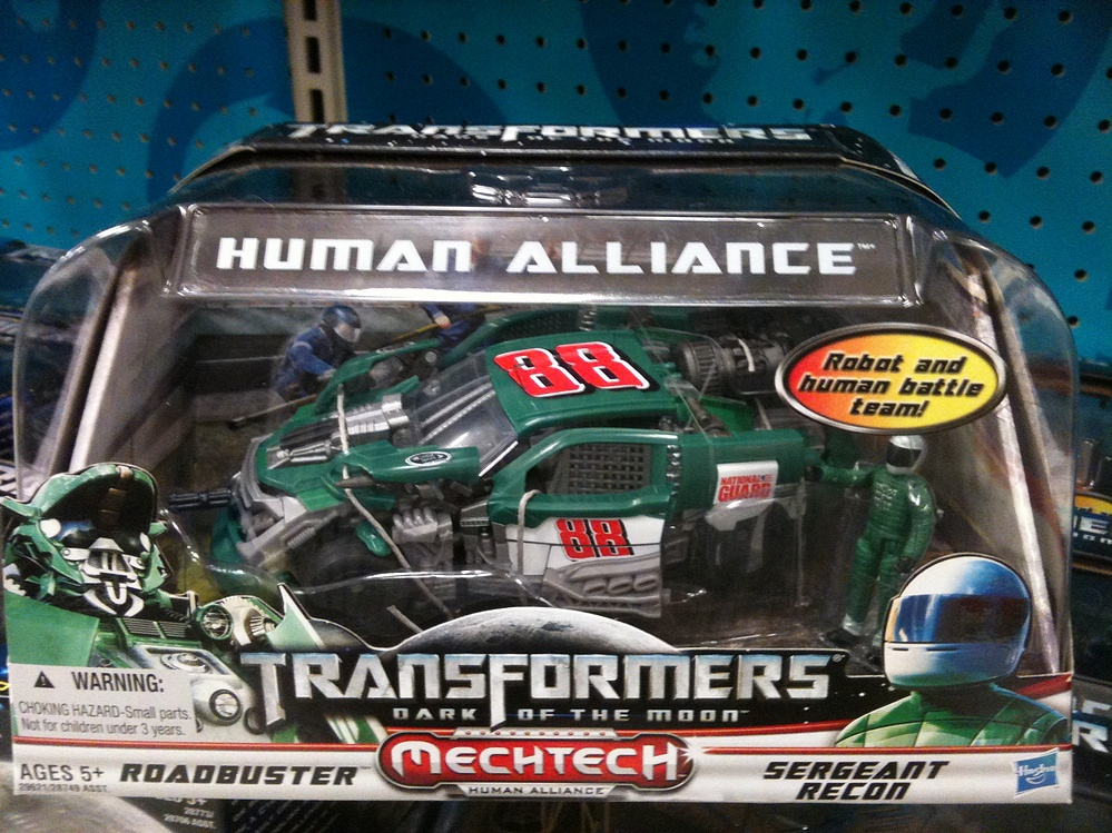 Transformers - Dark of the Moon (2011) - Roadbuster and ...
