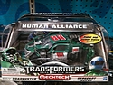 Transformers DOTM Human Alliance - Roadbuster and Sergeant Recon
