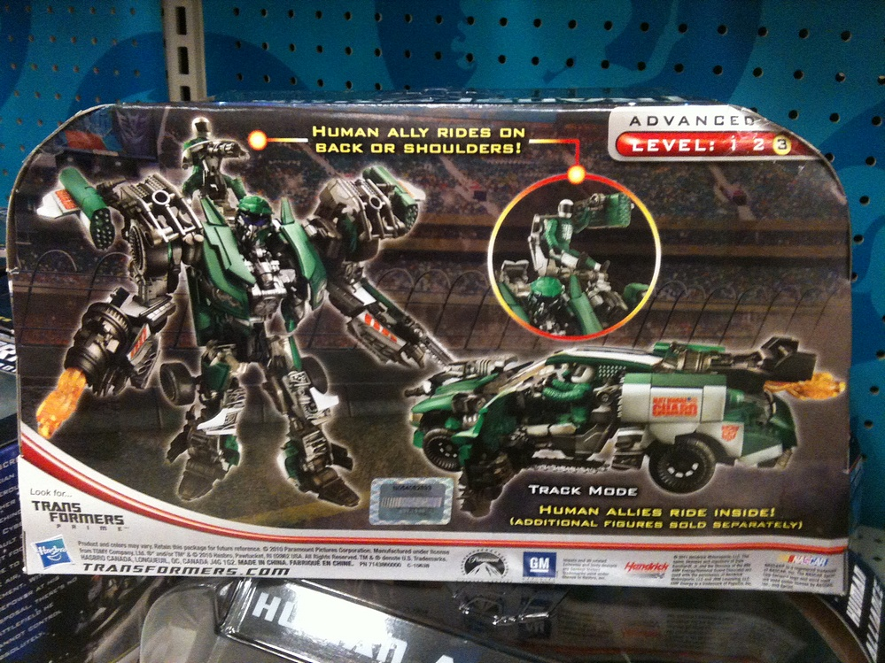Transformers Dark Of The Moon 2011 Roadbuster And