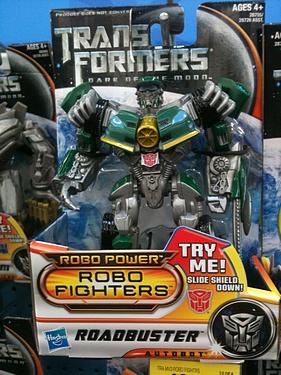 Transformers - Dark of the Moon (2011) - Roadbuster Robo ...