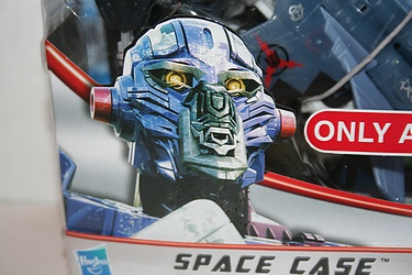 Transformers - Dark of the Moon - Space Case Target Exclusive