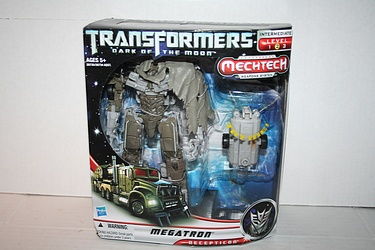 Transformers - Dark of the Moon - Voyager Class Megatron