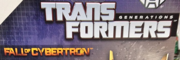 Transformers - Generations - Fall of Cybertron