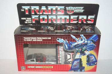 Transformers Generation 1 - Bluestreak