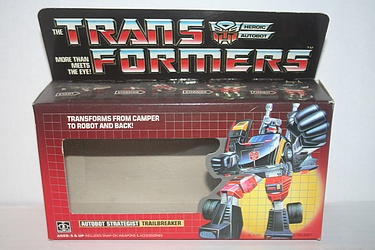 Transformers Generation 1 - Trailbreaker
