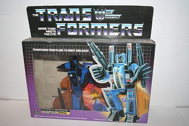 Transformers Generation 1 - Dirge