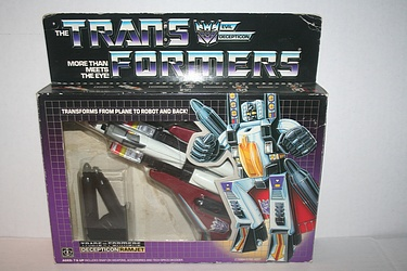 Transformers Generation 1 - Ramjet