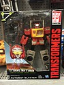Transformers Generations - Titans Return - Blaster & Twincast