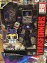 Transformers Generations - Titans Return - Soundwave & Soundblaster