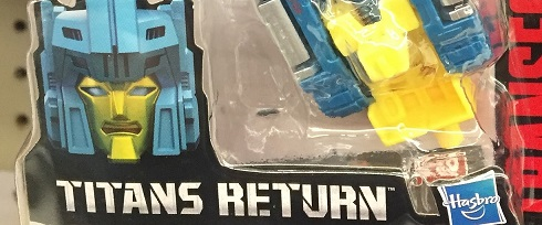 Transformers: Generations - Titans Return