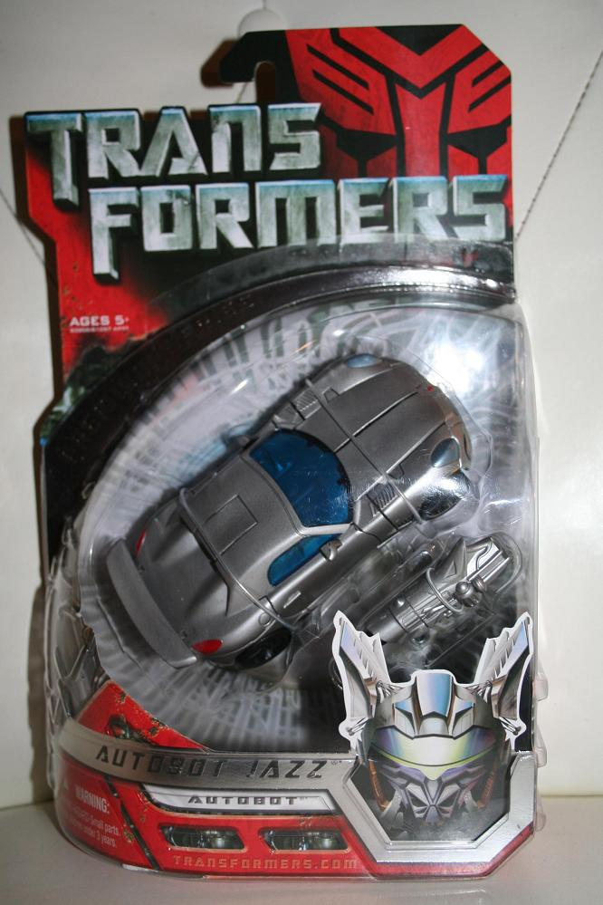 Transformers Movie Toys - 2007: Jazz - Premium Series ...