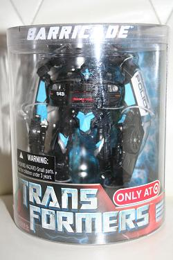 Transformers - Target Exclusive AllSpark Barricade
