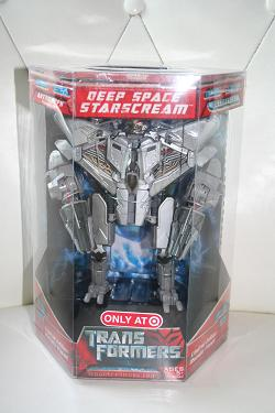 Deep Space Starscream