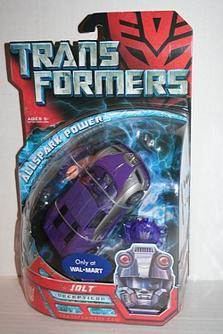 Transformers - Movie 2007 - Walmart Exclusive Jolt