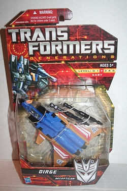 Transformers Generations - Dirge