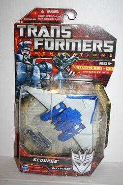 Transformers Generations - Scourge