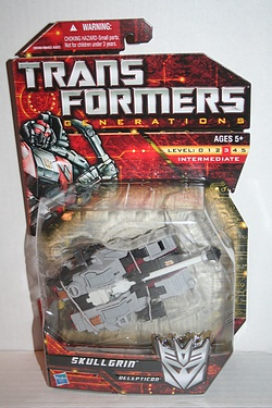 Transformers More Than Meets The Eye (2010) - Skullgrin