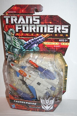 Transformers Generations - Thunderwing