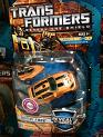 Transformers More Than Meets The Eye (2010) - Bumblebee (Black Stripes) Deluxe Class