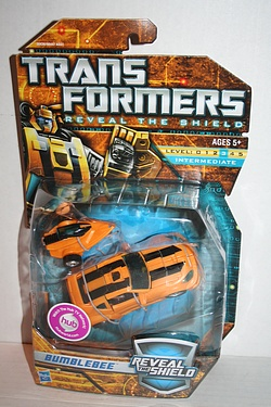Transformers - Reveal the Shield - Jet Ski Bumblebee