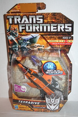 Transformers - Hunt for the Decepticons - Terradive