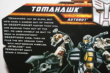 Transformers - Hunt for the Decepticons - Tomahawk
