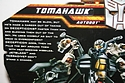 Transformers More Than Meets The Eye (2010) - Tomahawk Deluxe Class