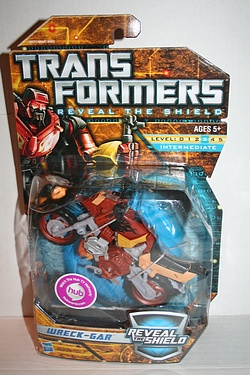 Transformers - Reveal the Shield - Wreck-Gar