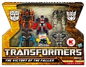 Transformers Hunt for the Decepticons - KMart Exclusives - The Victory of the Fallen