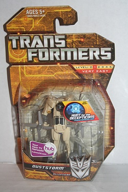 Transformers - Hunt for the Decepticons - Duststorm