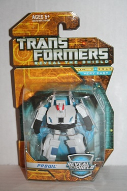 Transformers More Than Meets The Eye (2010) - Prowl
