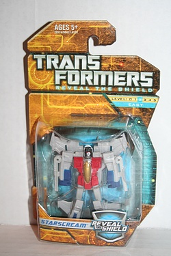 Transformers - Reveal the Shield - Legends Starscream