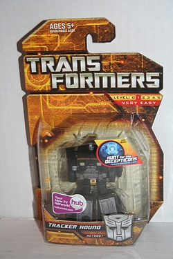 Transformers - Hunt for the Decepticons - Tracker Hound