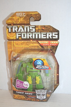Transformers - Hunt for the Decepticons: Tuner Skids