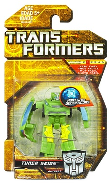 Transformers More Than Meets The Eye (2010) - Tuner Skids