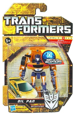 Transformers More Than Meets The Eye (2010) - Oil Pan
