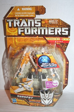 Transformers Generations - Sunspot