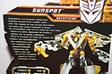 Transformers More Than Meets The Eye (2010) - Sunspot