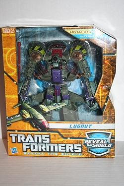 Transformers More Than Meets The Eye (2010) - Lugnut Voyager Class