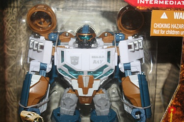 Transformers More Than Meets The Eye (2010) - Seaspray Voyager Class