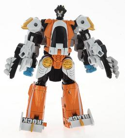Transformers More Than Meets The Eye (2010) - Leadfoot with Pinpoint
