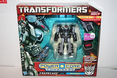 Transformers: Power Core Combiners - Crankcase