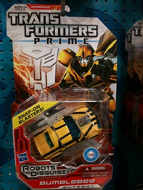 Transformers Prime (2012) - Bumblebee