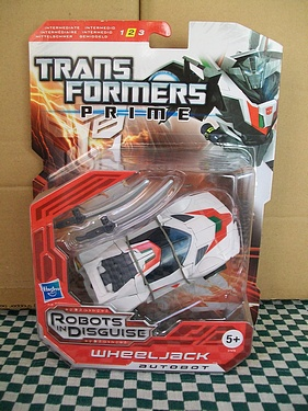 Transformers: Prime - European Packaging!