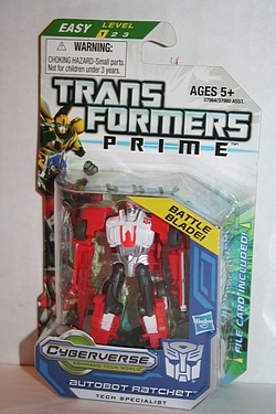 Transformers: Prime - Legion Class Ratchet